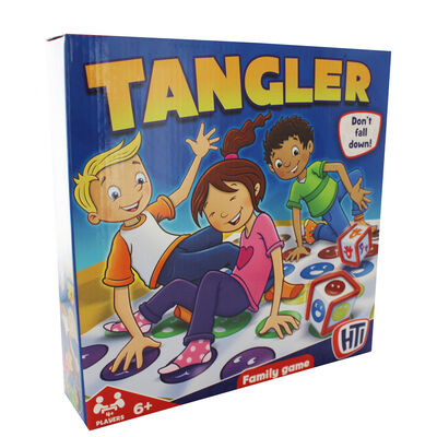 Tangler Family Game image number 1