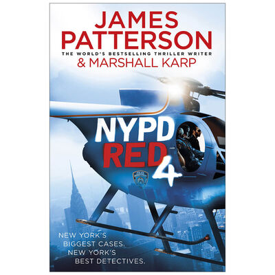 James Patterson NYPD: 5 Book Collection image number 5