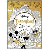 Disneyland Park Colouring Book
