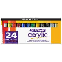 Graduate Acrylic Paint: Set of 24