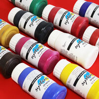 Daler Rowney System 3 Acrylic Paint - Yellow Ochre