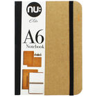 Nu Kraft A6 Notebook Manilla  image number 1