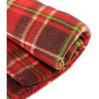 Luxury Tartan Fleece Blanket image number 3
