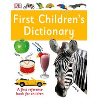 DK First Children's Dictionary
