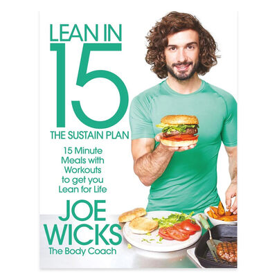 Joe Wicks Lean in 15: 3 Book Collection image number 4