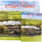 Steam Trains 2020 Calendar and Diary Set image number 1