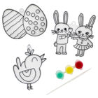 Easter Sun Catchers - 3 Pack image number 1