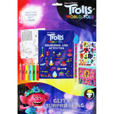 Trolls World Tour Glitter Surprise Bag image number 1