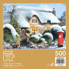 Thatched Cottage 500 Piece Jigsaw Puzzle image number 3
