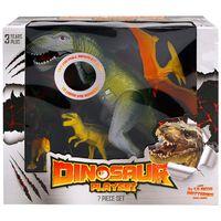 7 Piece Dinosaur Playset