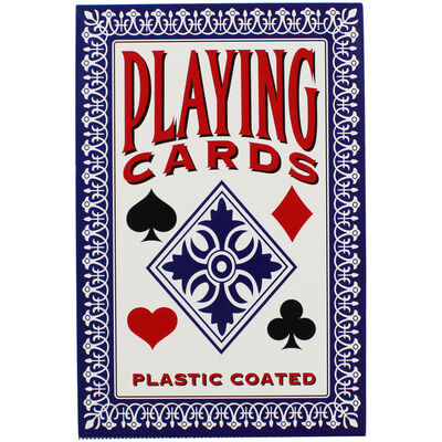Giant Playing Cards - Assorted image number 1