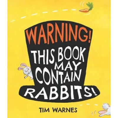 Warning!: This Book May Contain Rabbits image number 1