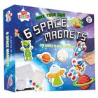 Make Your Own 6 Space Magnets image number 1