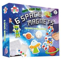 Make Your Own 6 Space Magnets