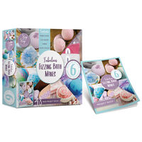 Fabulous Fizzing Bath Makes Kit