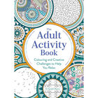 The Adult Activity Book image number 1
