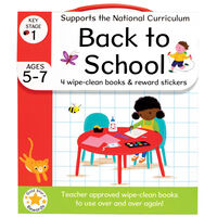 Back to School: Ages 5-7 Book Set