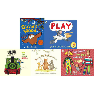 My Favourite Stories: 10 Kids Picture Books Bundle image number 2