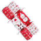 Assorted Mini Christmas Crackers: Pack of 8 image number 2