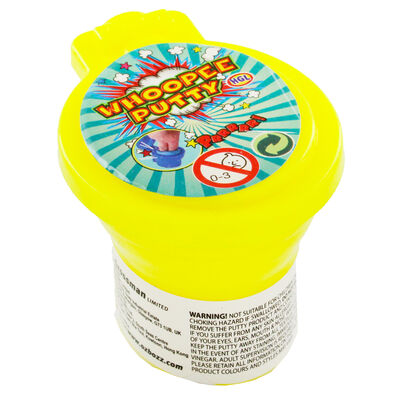 Toilet Noise Whoopee Putty - Assorted image number 1