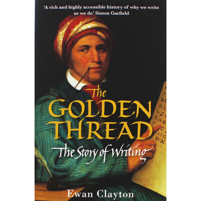 The Golden Thread - The Story of Writing image number 1