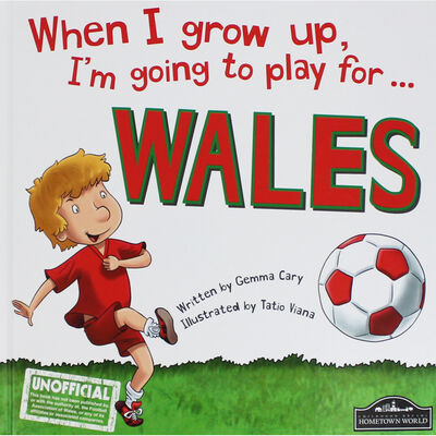 When I Grow Up Im Going to Play for Wales image number 1