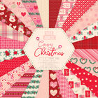 Cosy Christmas Paper Pad - 12x12 Inch image number 1