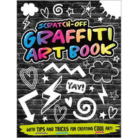 Scratch-Off Graffiti Art Kit