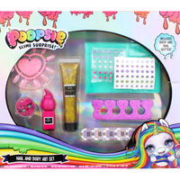 Poopsie Slime Surprise Nail and Body Art Set