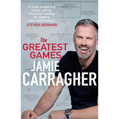 Jamie Carragher: The Greatest Games image number 1