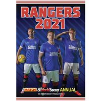 The MATCH! Rangers Annual 2021