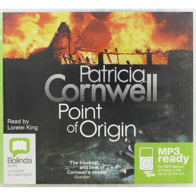 Point of Origin: MP3 CD image number 1