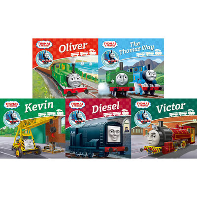 Thomas and Friends: 10 Kids Picture Books Bundle image number 3