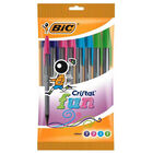 BIC Cristal Ballpoint Pens Pack of 10 image number 1