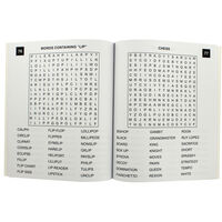 Large Print Wordsearch - 100 Easy to Read Puzzles