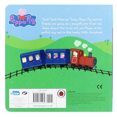 Peppa Pig: Peppa and the Big Train image number 3