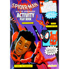 Spider Man Into The Spider-Verse Activity Play Book image number 1