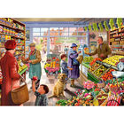 Greengrocers 500 Piece Jigsaw Puzzle image number 2