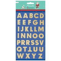 Alphabet Stickers: Pack of 36