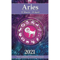 Horoscopes 2021: Aries