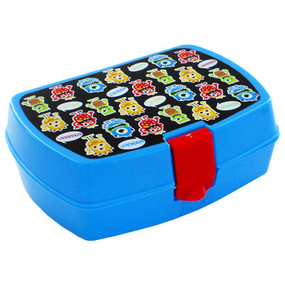 Monsters Plastic Lunch Box image number 1