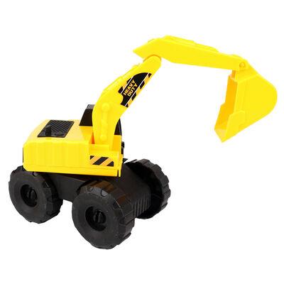 5-Piece Construction Vehicles Set image number 2
