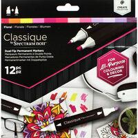 Spectrum Noir Classique - Floral - 12 Pack