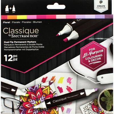 Spectrum Noir Classique - Floral - 12 Pack image number 1