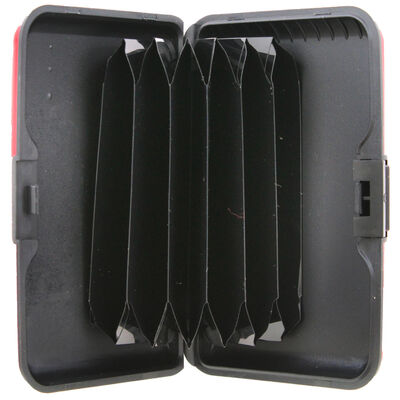 Red Credit Card Protector Case image number 2