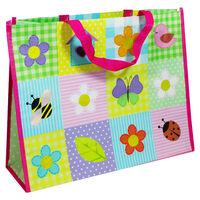 Patchwork Reusable Shopping Bag