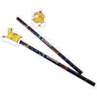 Pokemon Pencil & Eraser Set