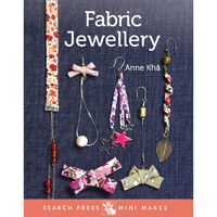 Mini Makes: Fabric Jewellery