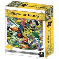 Flight of Fancy 500 Piece Jigsaw Puzzle