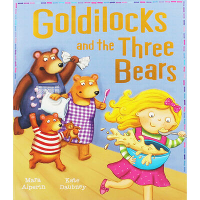 Goldilocks and the Three Bears image number 1